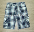 2013 100% COTTON TWILL MEN'S Y/D CARGO SHORTS
