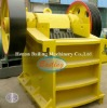 High efficiency basalt crusher