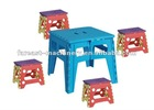 colored children chair set (model OD-C-5)