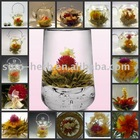 Tea,Artistic Tea,Chinese Tea,China Tea,100% Hand-made Flower Blooming Tea