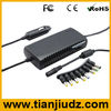 120W Universal Laptop Car Charger With USB Port