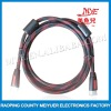 Rohs HDMI cable 1.3 twisted cable