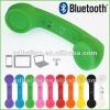 Wireless Bluetooth Accessories- Retro Bluetooth Stereo Headset Handset