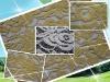 60% Cotton 40% nylon lace brushed fabric