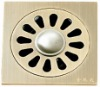 stainless steel floor drain (antique bronze) B-1622-2