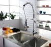 low -pressure brass Pull Out Kitchen faucet (890)