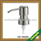 SGS grade water dispenser tap with stainless steel meterial