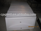 Gel-Coated Solid Surface Vanity Cabinet Sink
