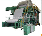 1575 type 2tons per day tissue machine