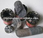 Diamond drill bit/diamond coring bit with good quality