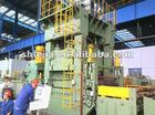 16*2000mm 15 Rolls rolling plate leveling machine