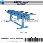 Manul Hand Folder/Bending Machine