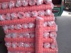 Plastic safety mesh