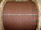 steel wire rope for aircraft