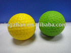 colorful EVA foam ball toy