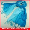 Acrylic Scarf with Personalized Style