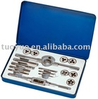 coarse threading tap&die set