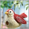 2012 new pet resin antique bird cages