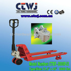 hand manual pallet jack(CTBF-3000PJ1 540*1150 3000KG )