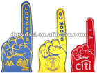2013 Popular Sport EVA Foam Waving Finger
