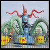 exciting theme park games amusement octopus ride for sale