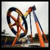 The most thrilling swing big pendulum for adult and kids.Let us challenge it
