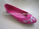 PU Ladies' fashion flat sandals popular in Africa market