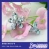 Natural Gemstone Brooch Jewelry(x040608agb)