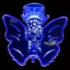 newly modern wall light /crystal wall bracket lamp(IHB6610)