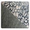 100% polyester printed fleece