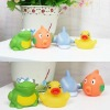 Baby Kids Bath Toy Color FlashingLight Lamp/plastic toys/flashing toys