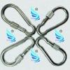 stainless steel carabiner snap hook