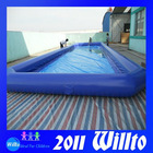 0.8/0.9mm Inflatable PVC Swimming Pool WT-I51605