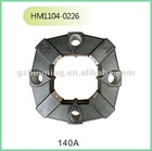 Excavator spare part coupling 140A