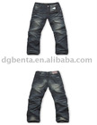 2012 Very Popular Newest Design Cotton Denim Fashion Casual Man's Jeans Pants