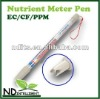 NUTRIENT METER 3 IN 1 EC/CF/PPM HYDROPONICS TESTER PEN