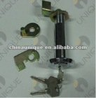 Pin Disc Cylinder Tumbler Lock With Key