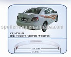 ABS REAR WING FOR TOYOTA VIOS 08/YARIS 08