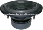 "12"" High quality subwoofer"