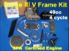 Bicycle Engine Kits Stage III V Frame Kit