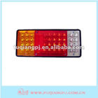 high brightness led12/24V truck tail lamps