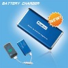 6000mAh aluminium case vitebo emergency mobile battery charger with polymer battery inside