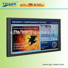46 inch Wall mount TFT lcd advertising screen