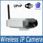 UPNP Wireless IP Box Camera