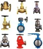 JIS marine valve