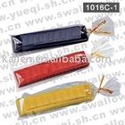 1016C-1 16-hole c-tone plastic harmonica(plastic bag)