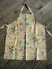 PVC Apron(suit for kitchen and children)