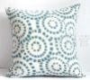 Albania style decorative cotton / polyester cushions