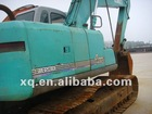 KOBELCO SK200 hydraulic crawler excavator