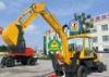 5 tons wheel excavator